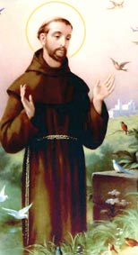 Saint Francis of Assis